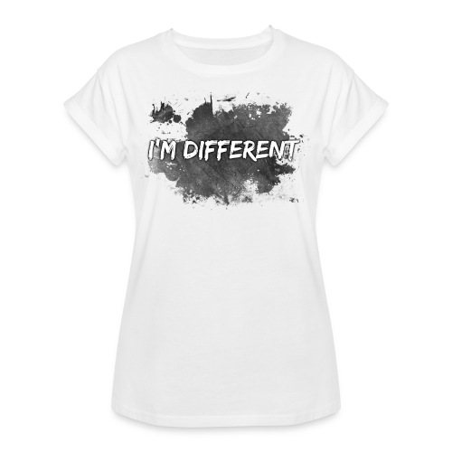 I'M DIFFERENT - Women's Oversize T-Shirt