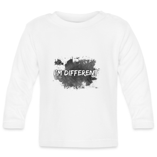 I'M DIFFERENT - Baby Long Sleeve T-Shirt
