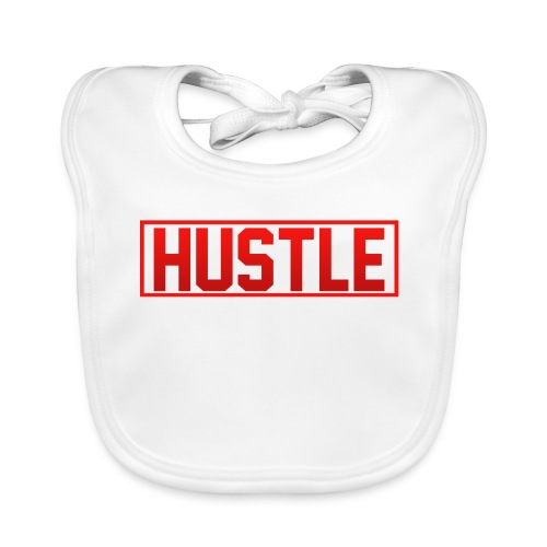 Hustle - Baby Organic Bib