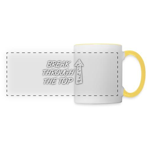 BreakThroughTheTop - Panoramic Mug