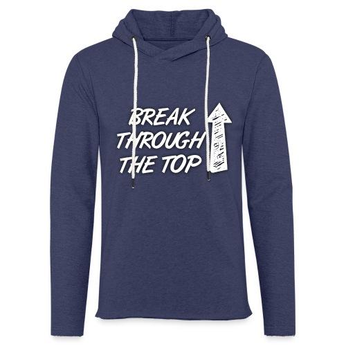 BreakThroughTheTop - Light Unisex Sweatshirt Hoodie