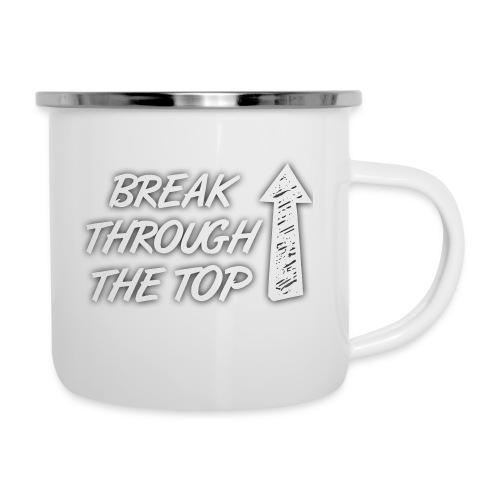 BreakThroughTheTop - Camper Mug