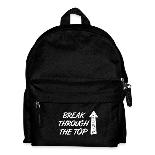 BreakThroughTheTop - Kids' Backpack