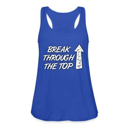 BreakThroughTheTop - Women's Tank Top by Bella