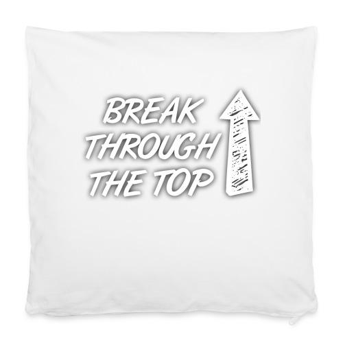 """BreakThroughTheTop - Pillowcase 16"""" x 16"""" (40 x 40 cm)"""