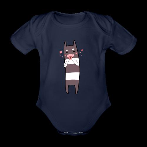 Donut Monster Premium T-Shirt for Kids - Organic Short-sleeved Baby Bodysuit