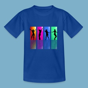 Dance on - Motive  - Teenager T-Shirt
