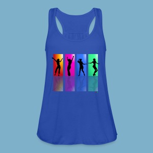 Dance on - Motive  - Frauen Tank Top von Bella