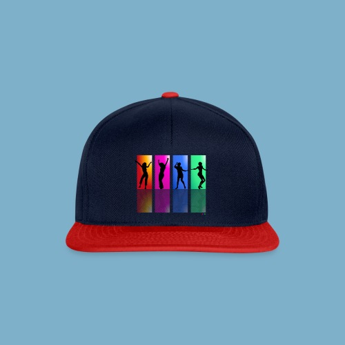 Dance on - Motive  - Snapback Cap