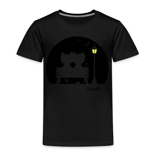 Kinder Premium Hoodie - Romantischer Sonnenuntergang - Kinder Premium T-Shirt