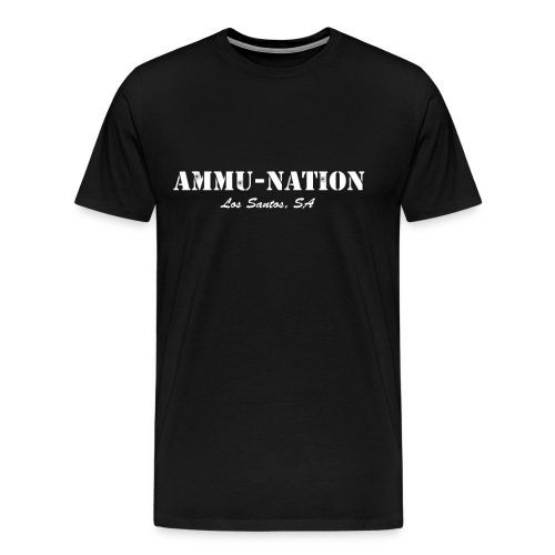 Ammu-Nation - Men's Premium T-Shirt