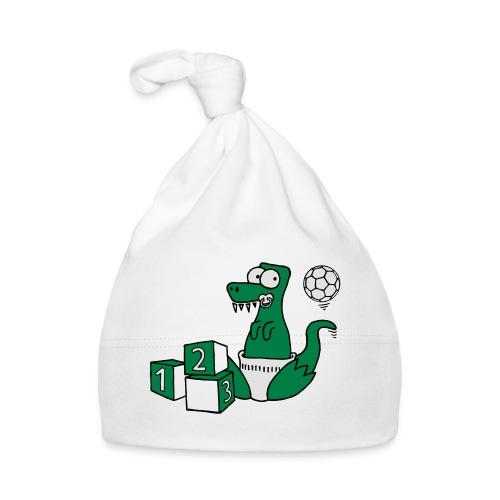 Baby T-Rex Dino mit Ball und Würfel T-Shirts - Baby Mütze