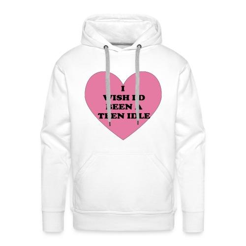 Teen Idle T-Shirt - Men's Premium Hoodie