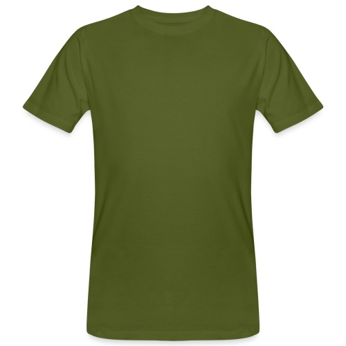 Harcore Warnwest - Männer Bio-T-Shirt
