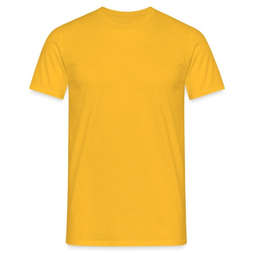 Harcore Warnwest - Männer T-Shirt