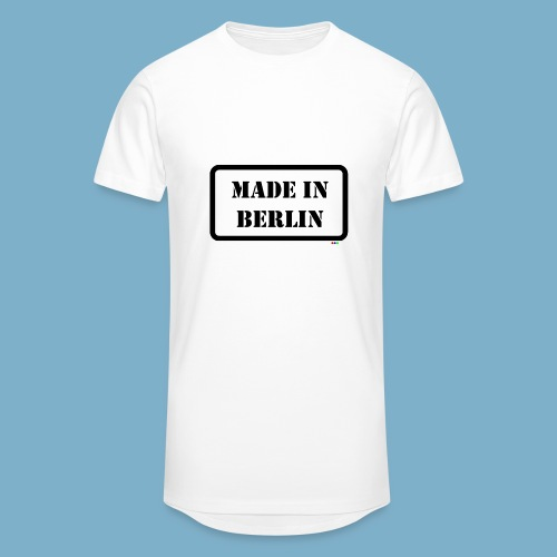 Made in Berlin - Fun Motiv - Männer Urban Longshirt