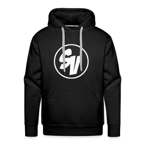 SynonymousVids Trui Mannen - Mannen Premium hoodie