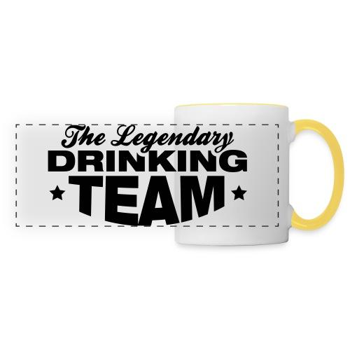 Drinking Team - Panoramatasse