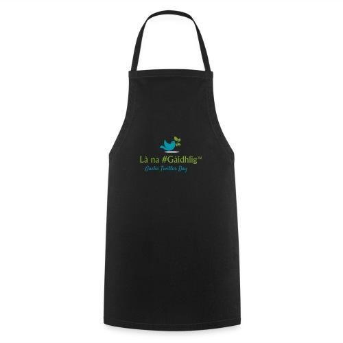 Tanc-Top  Là na #Gàidhlig™   Women's Là na Gàidhlig™ Tank Top - Cooking Apron