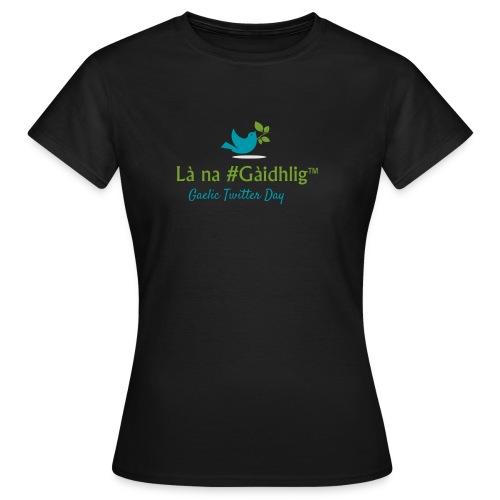 Tanc-Top  Là na #Gàidhlig™ | Women's Là na Gàidhlig™ Tank Top - Women's T-Shirt