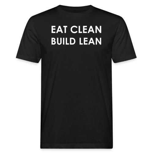 Men's T-Shirt - Black - Men's Organic T-Shirt