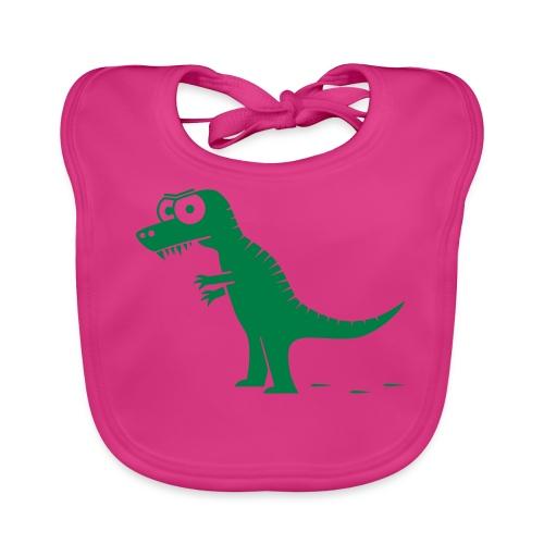 T-Rex König der Dinosaurier, Drache T-Shirts - Baby Bio-Lätzchen