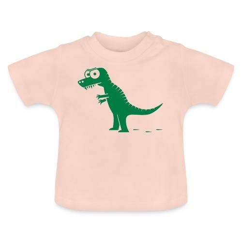 T-Rex König der Dinosaurier, Drache T-Shirts - Baby T-Shirt