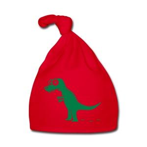 T-Rex König der Dinosaurier, Drache T-Shirts - Baby Mütze