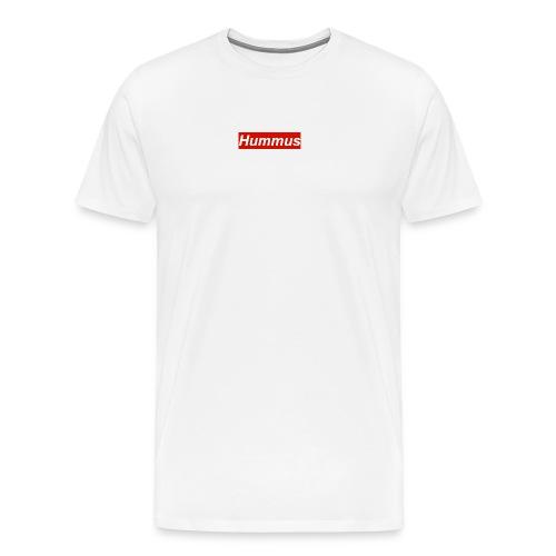 hummus hoody - Men's Premium T-Shirt