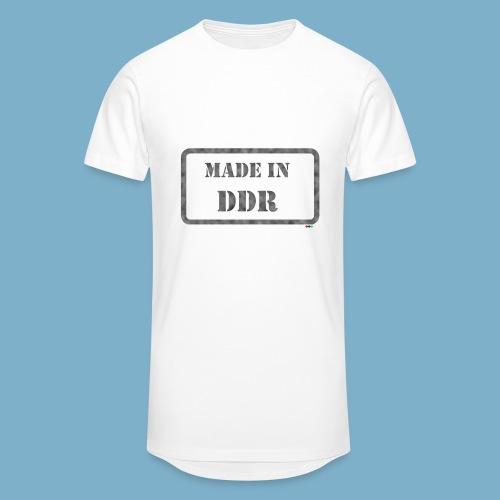 DDR Retro Motiv  - Männer Urban Longshirt