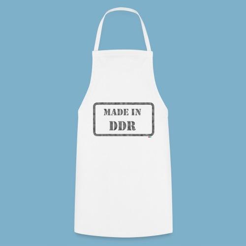 DDR Retro Motiv  - Kochschürze
