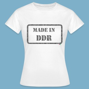 DDR Retro Motiv  - Frauen T-Shirt