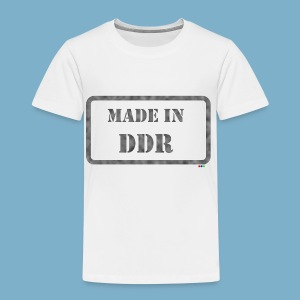 DDR Retro Motiv  - Kinder Premium T-Shirt