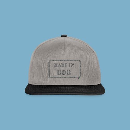 DDR Retro Motiv  - Snapback Cap