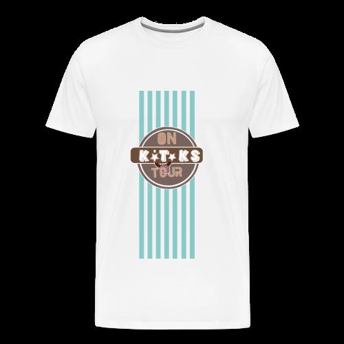 Einfach nur Schlapfen... - Männer Premium T-Shirt