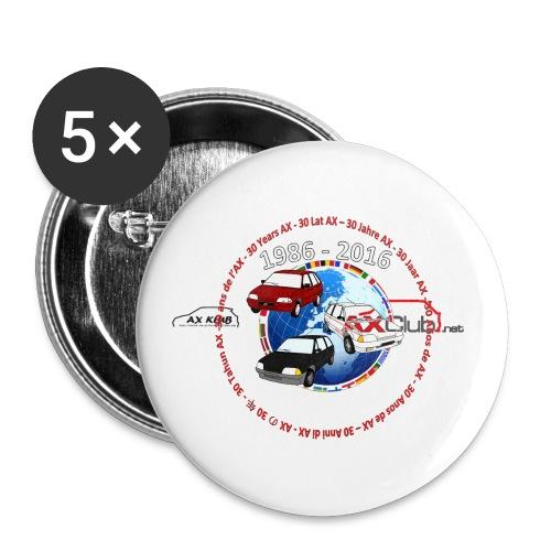 Mug 30 ans de l'AX - Badge petit 25 mm