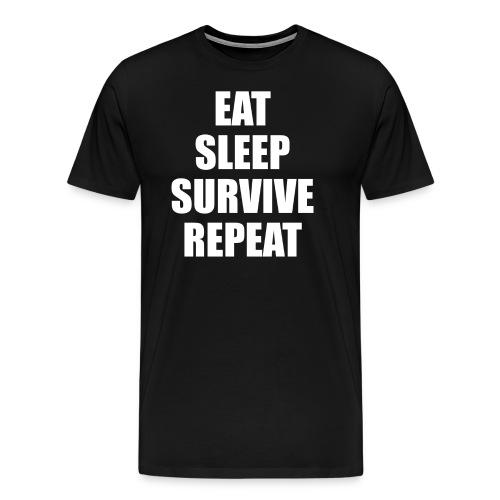 E.S.S.R Shirt - Männer Premium T-Shirt