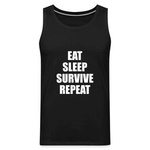 E.S.S.R Shirt - Männer Premium Tank Top