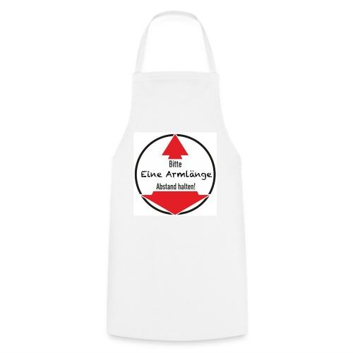 Eine Armlänge - Premium Tank Top (Unschuld Edition) - Kochschürze
