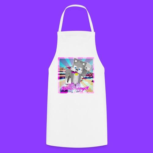 Sky's Logo - Womans's T- Shirt - Cooking Apron