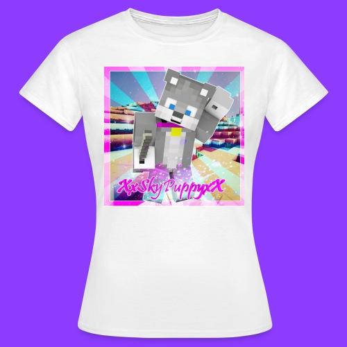 Sky's Logo - Womans's T- Shirt - Women's T-Shirt