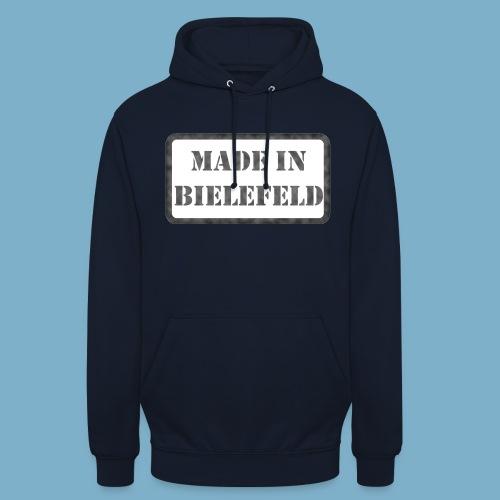 Made in Bielefeld - Unisex Hoodie