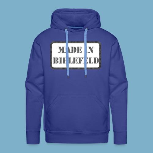 Made in Bielefeld - Männer Premium Hoodie