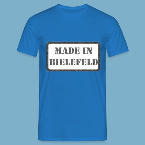 Made in Bielefeld - Männer T-Shirt