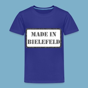 Made in Bielefeld - Kinder Premium T-Shirt
