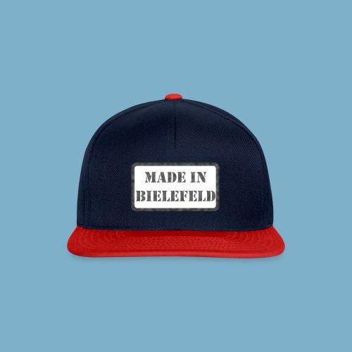 Made in Bielefeld - Snapback Cap