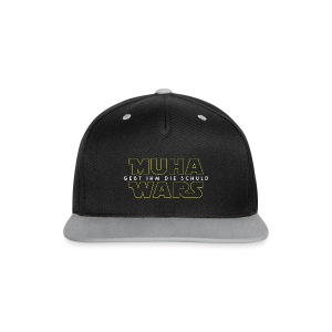 The Force Cup - Kontrast Snapback Cap