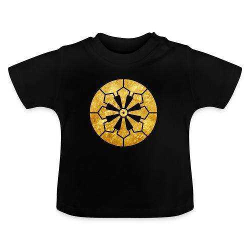 Sanja Matsuri Komagata mon gold - Baby T-Shirt