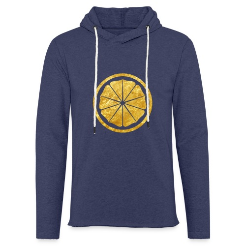 Seishinkai Karate Kamon in gold - Light Unisex Sweatshirt Hoodie