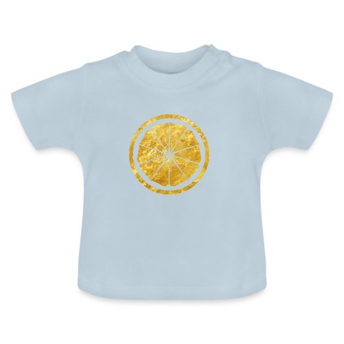Seishinkai Karate Kamon in gold - Baby T-Shirt